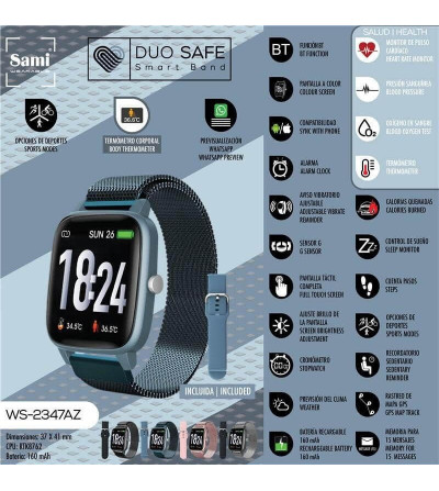SMART BAND DUO SAFE